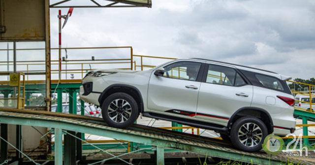 Fortuner 2019: Tự tin giữ vững ngôi vương SUV 7 chỗ