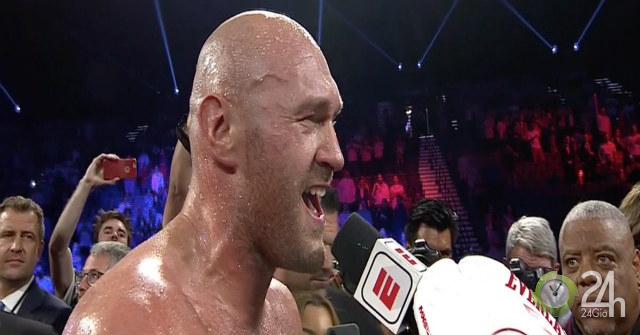 Tin thể thao HOT 19/6: Lộ diện 4 đối thủ mới của Tyson Fury