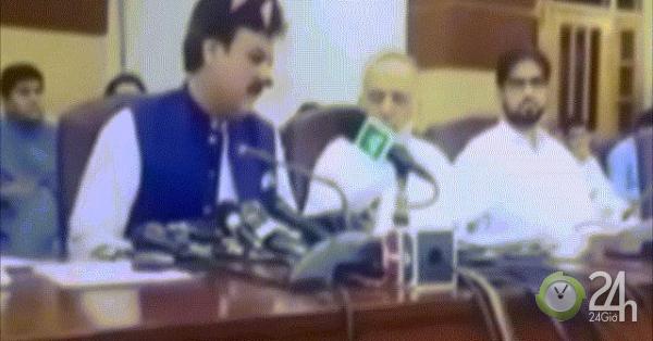 Tin thế giới: Chính trị gia Pakistan mắc sai lầm tai hại khi phát trực tiếp họp báo