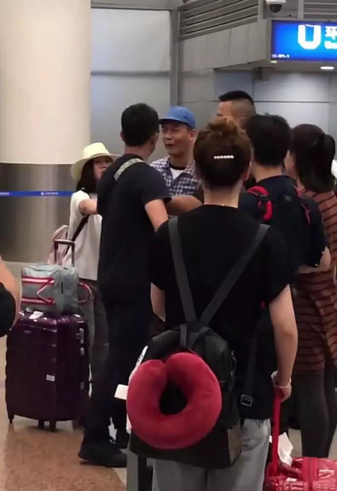 Sau scandal lộ 1300 ảnh và clip nóng, Trần Quán Hy lại ẩu đả nơi công cộng - 3