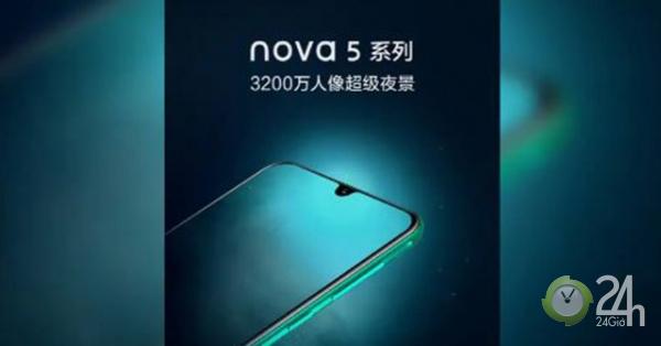 Nova 5 sẽ sử dụng chip xử lý 7nm chưa từng xuất hiện của Huawei-Thời trang Hi-tech