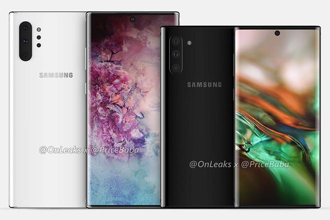 Samsung chốt lịch ra mắt Galaxy Note 10 ngày 7/8 tại New York - 1