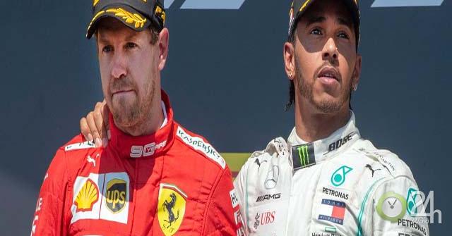 Đua xe F1, tranh cãi gay gắt Vettel cản Hamilton: Đi tìm công lý