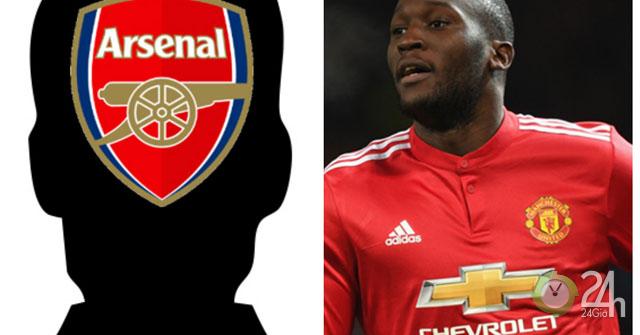 Chuyển nhượng MU 19/6: Mua SAO Arsenal 2040 tỷ đồng thay Lukaku cực sốc