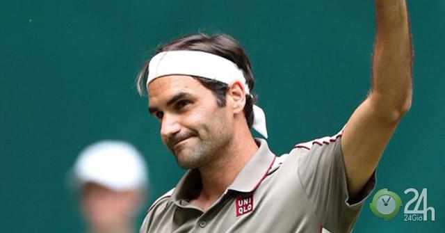Video, kết quả tennis Federer - Millman: Set 1 tra tấn, bừng bừng cơn thịnh nộ