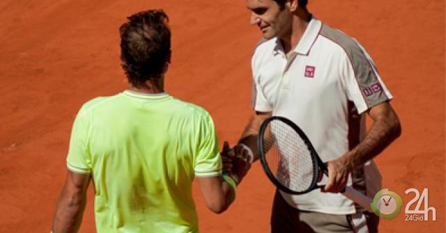 Tin thể thao HOT 20/6: Federer nói thua Nadal không có gì xấu hổ