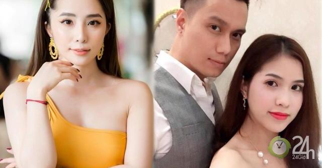 """""""Cá sấu chúa"""" Quỳnh Nga lên tiếng sau tin đồn là người thứ 3 làm đổ vỡ hôn nhân của Việt Anh - Ngôi sao"""