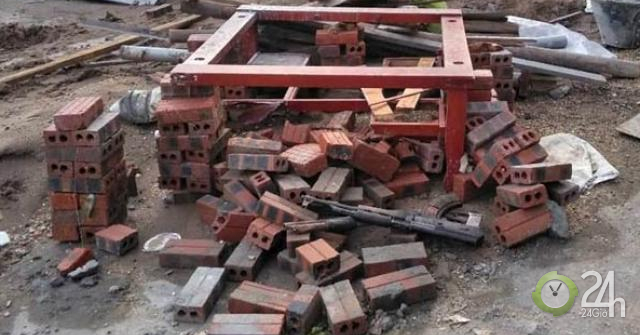 Giang hồ đất cảng và đất mỏ vác súng AK, súng hoa cải hỗn chiến kinh hoàng