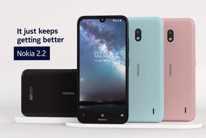 So sánh Realme C2 với Nokia 2 2: Chọn smartphone nào trong tầm giá 3