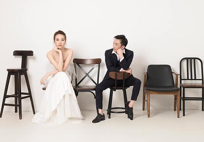 """Vợ sắp cưới của Cường đô la liên tục """"thả thính"""" váy cưới, nhiều tới mức gây choáng - 3"""