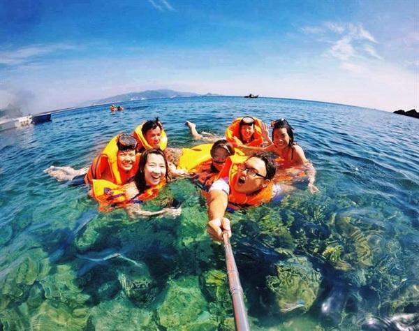 Đến Quy Nhơn để thưởng cảnh như biển trong vắt tựa Maldives - 5