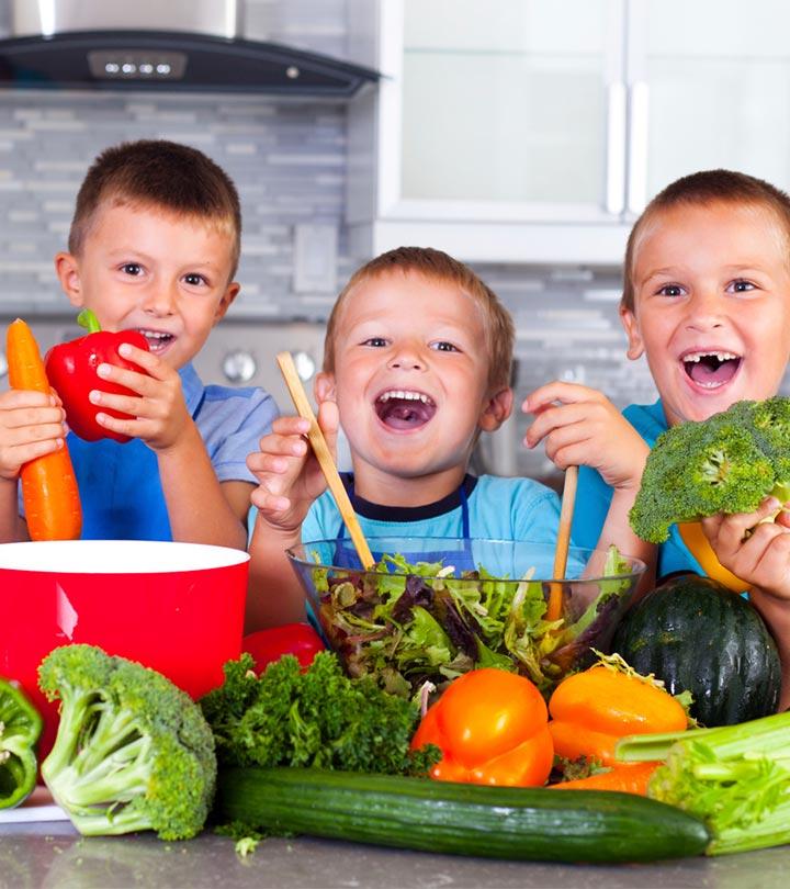 Top siêu thực phẩm tốt nhất dành cho trẻ em - 4