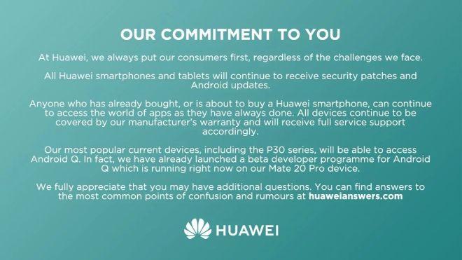 Danh sách 17 smartphone Huawei sẽ được lên đời Android Q - 1