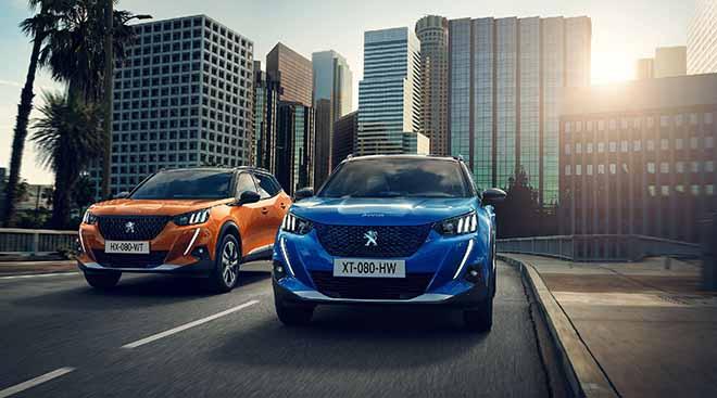 Peugeot 2008 thế hệ mới đối thủ mới của Ecosport và Kona - 1