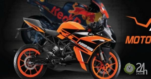 KTM RC125 ABS ra mắt giá 49 triệu đồng hút phái mạnh