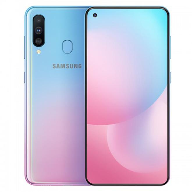 Galaxy A60 có thêm màu Muối hồng mê hoặc mới - 1