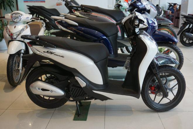 Bảng giá xe máy Honda mới nhất: SH giảm kịch sàn 2 triệu đồng - 2