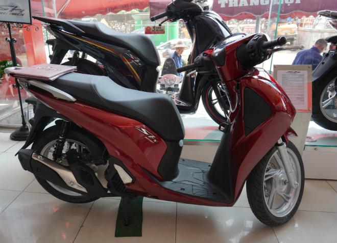 Bảng giá xe máy Honda mới nhất: SH giảm kịch sàn 2 triệu đồng - 1