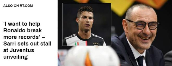 """""""Phù thủy"""" Sarri hóa phép Ronaldo: CR7 nâng cấp lên CR9 khuynh đảo Serie A - 2"""