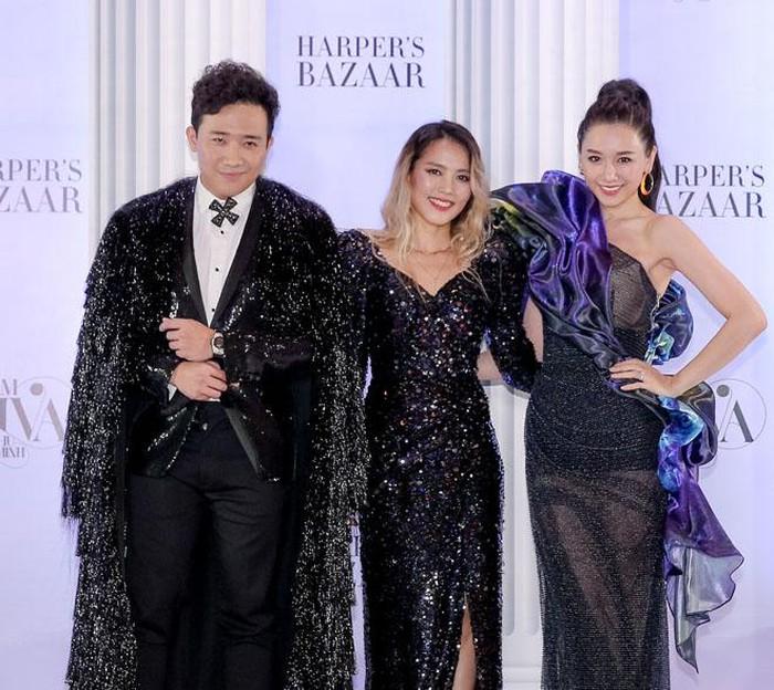 Bộ cánh hoành tráng của Hari Won mất điểm vì lỗi trang phục lót - 3