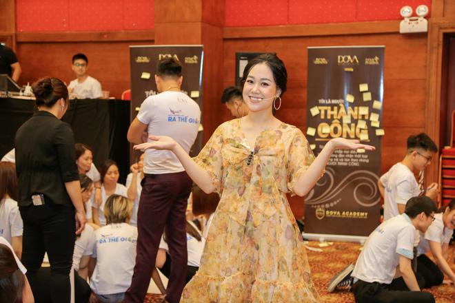 CEO Đỗ Thị Vân Anh xứng đáng dành giải nữ hoàng truyền cảm hứng - 1
