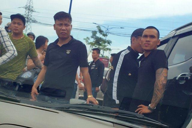 Chủ doanh nghiệp kêu giang hồ vây xe chở công an là đại biểu HĐND - 3