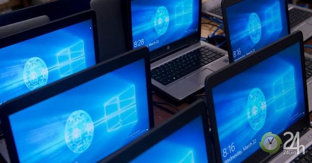 Cảnh báo đáng sợ cho máy tính cài Windows 10