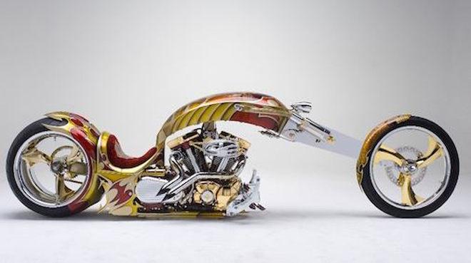 Top 5 mẫu xe mô tô đắt nhất hành tinh mà bất kỳ ai cũng muốn sở hữu - 2