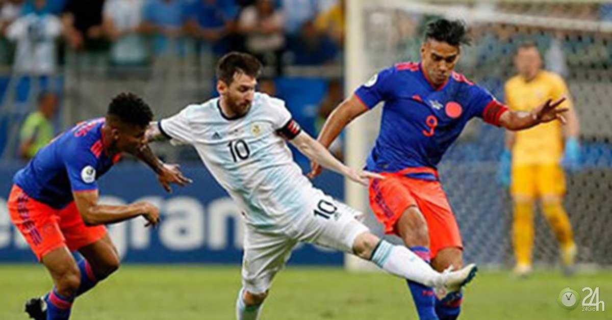 Điểm nhấn vòng bảng Copa America: Argentina - Messi thoát cửa tử, đến hồi thái lai?