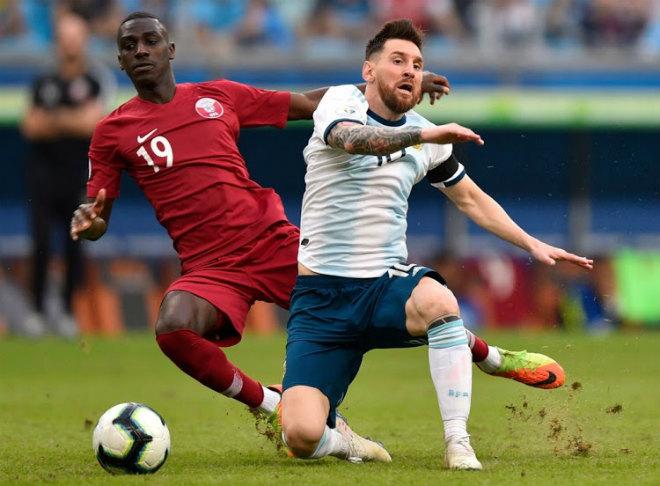 Tin nóng Copa America 25/6: Messi thừa nhận sợ Argentina bị loại sớm - 1