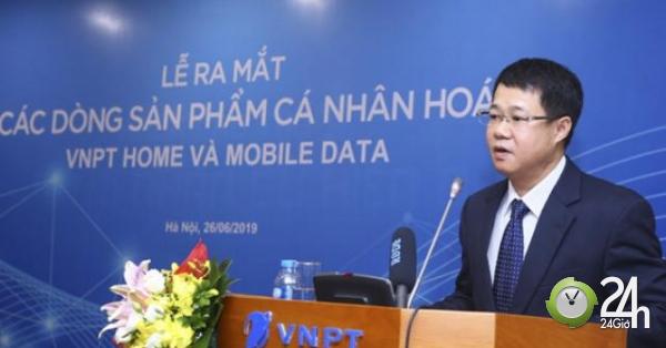 VNPT VinaPhone tung gói cước Cá nhân hóa cho người dùng kết nối 4.0
