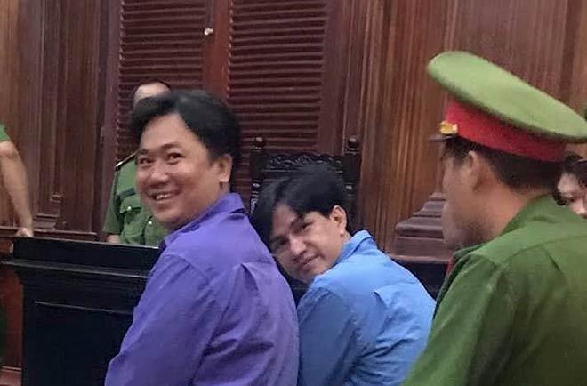 Vợ cũ Chiêm Quốc Thái lãnh án, người thân vỗ tay mừng - 2