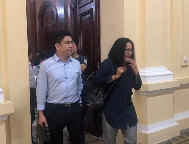 Vợ cũ Chiêm Quốc Thái lãnh án, người thân vỗ tay mừng - 3
