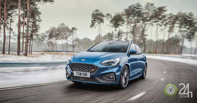 Ford Focus ST 2020 có công suất hơn 270 mã lực