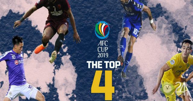 Hà Nội, Bình Dương lập kỳ tích AFC Cup: Bất ngờ với SAO được báo châu Á khen