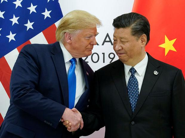 Image result for trump and tap can binh shake hangs in G 20 meeting