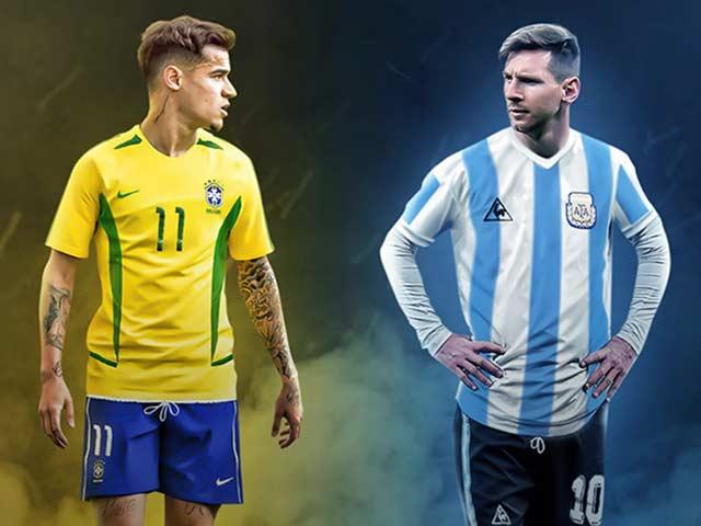 Nhận định Brazil vs Argentina: Sự thật nghiệt ngã