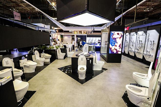 Trải nghiệm phòng tắm đẳng cấp với bộ sưu tập mới của TOTO - 1
