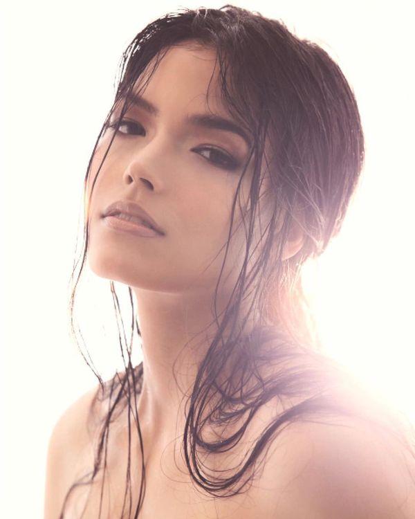 DJ bốc lửa cao 1m81 đăng quang Hoa hậu Hoàn vũ Thái Lan 2019 - 2