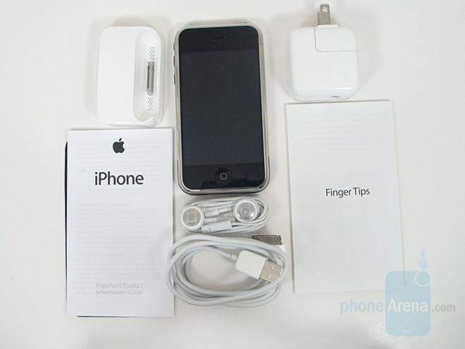 Ngày này cách đây 12 năm, chiếc iPhone đầu tiên đã ra mắt - 3