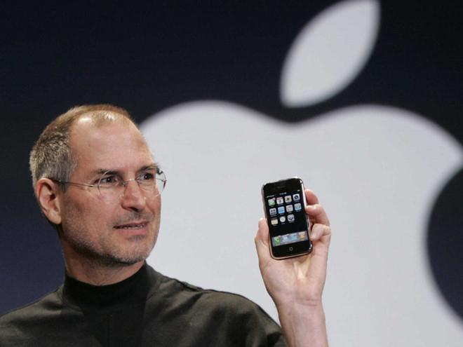 Ngày này cách đây 12 năm, chiếc iPhone đầu tiên đã ra mắt - 1