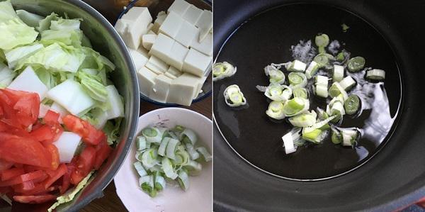 Chán cơm, mẹ đảm học người Hàn nấu miến ngon ngất ngây, ăn hoài không sợ tăng cân - 1