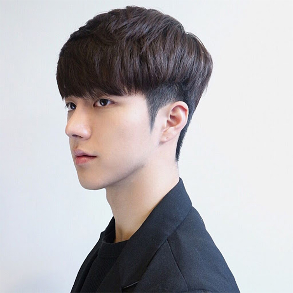20 Kiểu tóc nam Hàn Quốc 2020 đẹp chuẩn soái ca phù hợp với mọi gương mặt - 3
