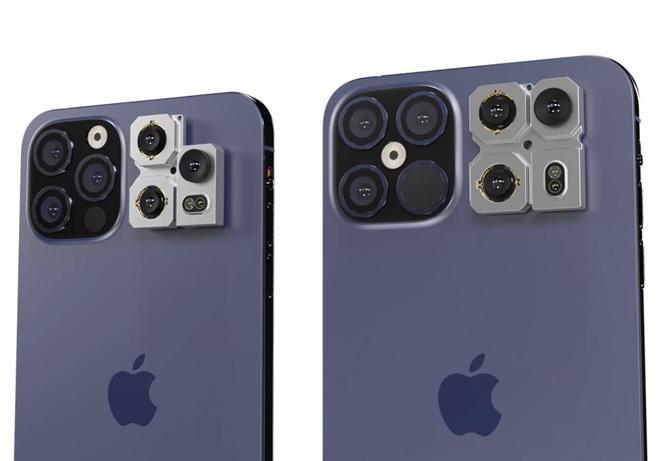 Giải mã cụm camera iPhone 12 Pro với máy quét LiDAR - 1