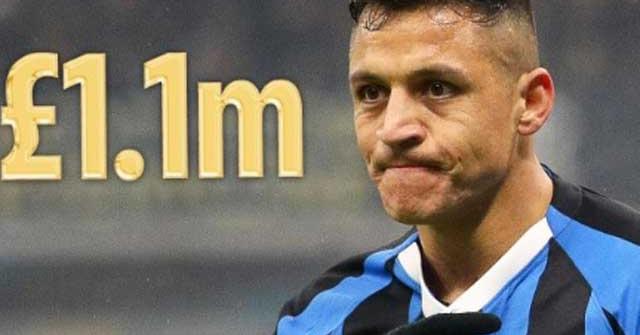 """MU mất 32 tỷ đồng """"lãng xẹt"""" cho Sanchez: Lao đao vì điều khoản lạ"""