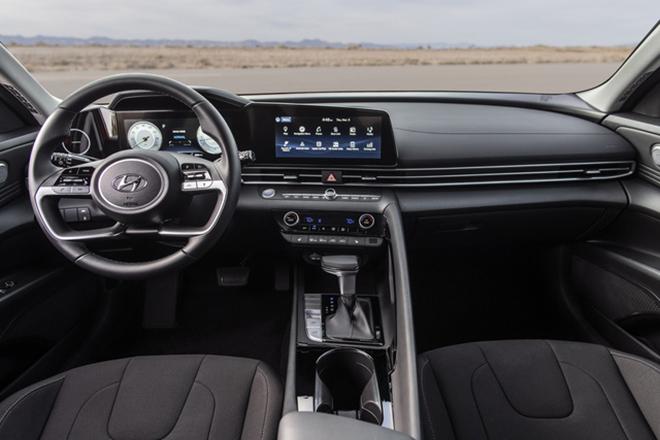 Hyundai elantra n phiên bản hiệu suất cao nâng cấp đáng chú ý