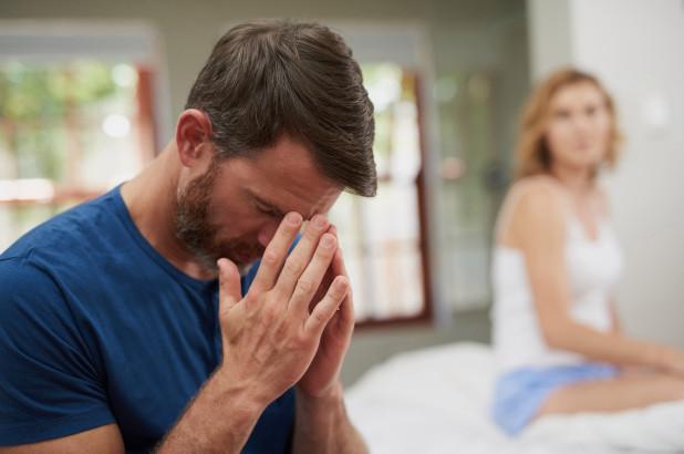 Rối loạn cương dương gây tử vong sớm ở đàn ông - 1