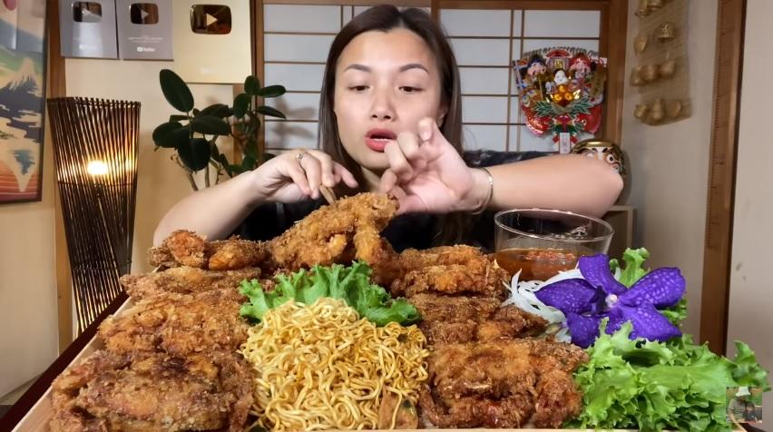 """YouTuber """"soán ngôi"""" Bà Tân Vlog lại khiến dân mạng nổi sóng tranh cãi - 1"""