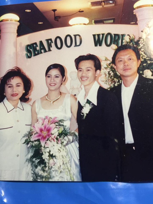 Danh hài Hoài Linh lên tiếng về nghi ngờ giới tính, kể chuyện vợ cũ không thích trang điểm, phấn son - 2