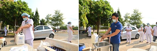 Võ Hoàng Yến gây ấn tượng mạnh bằng món quà ý nghĩa trao tay tình nguyện viên trước ngày rời khu cách ly - 8